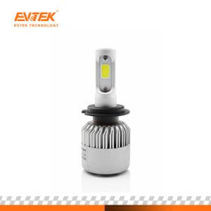 S2 LEDのヘッドライト3の側面の高い発電6000Kの穂軸極度の明るいH7 LED自動車の電球のヘッドライト