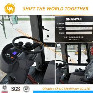 26t Sr26-3 Shantui glatte Rad-Rolle mit Cummins Engine