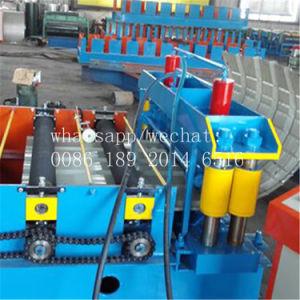 Panneau de toit ondulé machine à profiler de courbure du panneau de la machine