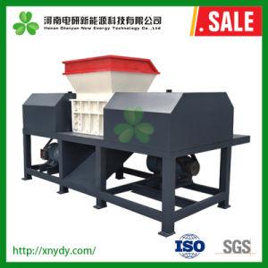 Doppia trinciatrice del libro della carta straccia della trinciatrice dell'asta cilindrica di riciclaggio dei rifiuti