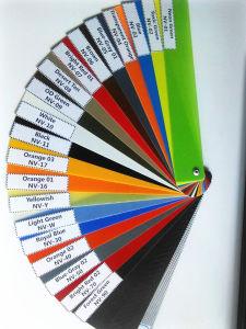 Feuille de couleur G10 isolés pour la poignée du couteau