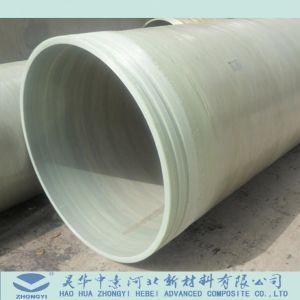 Pijp GRP/FRP voor Overzees Water