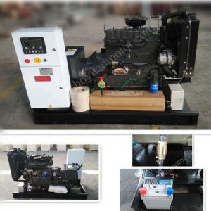 De open Diesel van het Type Reeks van de Generator met Weichai Motor 15kw (15GF2)