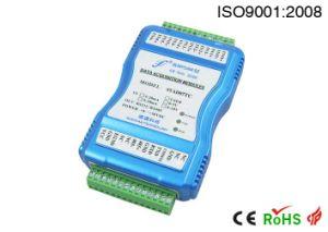 2-8 RS232コンバーターサポートModbus RTUへのチャネルJ SのKタイプ熱電対