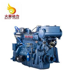 CCS를 가진 Weichai 550HP Wp12 시리즈 바다 디젤 엔진