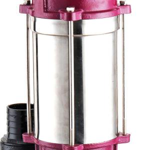 Les pompes en acier inoxydable électrique Pluriétagé 1,5 2HP Prix de la pompe à eau de l'Inde