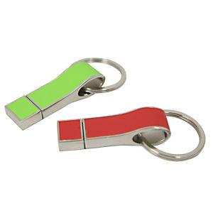 Красочные USB Flash Driver с кольцом