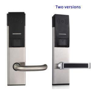 Digital-Tür-intelligenter Hotel-Wohnungs-Tür-Verschluss mit unterschiedlichem Griff-Entwurf (KB211)