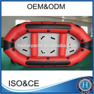 Deck de ar barco inflável Rafting Inflável Barco Barco de água branca
