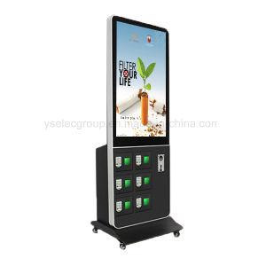 Yashi Energien-Bank 42 Zoll-Anzeige und Öffentlichkeits-Handy-Ladestation