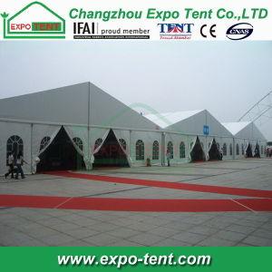 Cheappestアルミニウム白い展覧会の玄関ひさしのテント