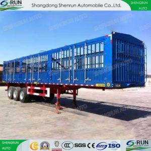 3 Shengrun мосты карту грузового прицепа в салоне Ван забор груза прицепа