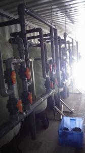 가득 차있는 자동적인 Containerized 자동차 RO 물처리 공장 20tph
