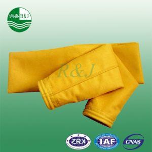 強いAcidおよびAlkali Resistant /P84 Needle Felt Filter Bag