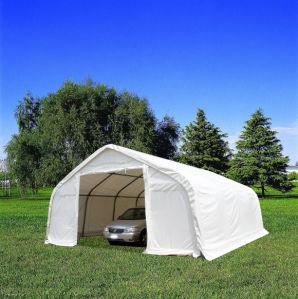 De Schuur van de landbouw met de Dekking van pvc, de Tent van pvc, Garage (jit-2645)