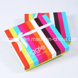Impresión en color, diseño personalizado, Caja de cartón, Caja de regalo