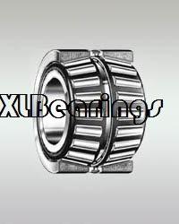 Ee821096D/821165 Roulement à rouleaux coniques à double rangée