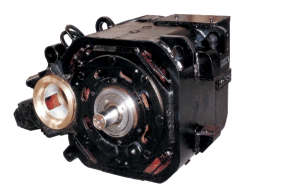 Motor ZQDR Tranction DC310/GE761A19
