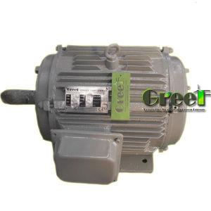 250kw 3 PHASE AC faible vitesse/tr/min générateur à aimant permanent synchrone, le vent/eau/de puissance hydrostatique