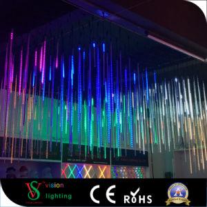 Wasserdichte im Freien verwendete WeihnachtenStarfall Lichter