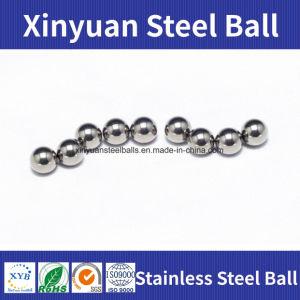 Acero forjado de acero inoxidable endurecido Ball G100 para la industria química