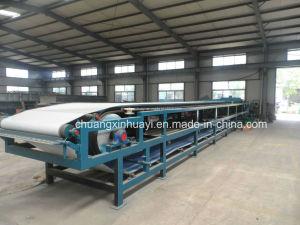 Filtro de vácuo do cinto de segurança aplicadas à produção de pó de gesso de Alta Resistência