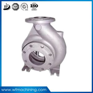鋳鉄の水ポンプ油圧水遠心ポンプハウジングポンプ