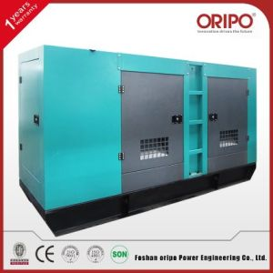 Diesel van Orip 135kVA/108kw Generator met Motor Lovol
