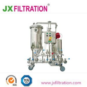 Beer Filtration를 위한 초 Diatomaceous Earth Filter