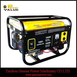 5.5kw 13HP 188F Potenza Generatore portatile della benzina (CE / SONCAP / GS)