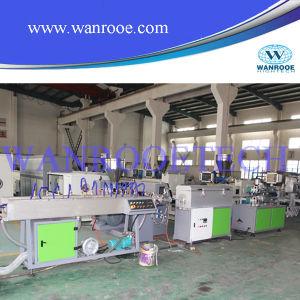 Tubo de Aço Inoxidável revestimento plástico da linha de produção
