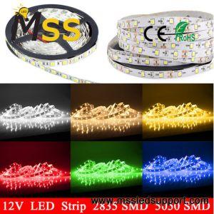 14.4W SMD5050 impermeabilizzano l'indicatore luminoso di striscia flessibile di RGB LED del nastro del LED