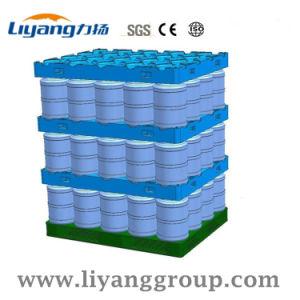 Los palets de plástico de 5 galones de agua embotellada Rack