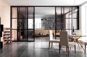 Axel tours immeubles de bureaux moderne en verre et cuivre