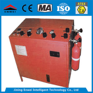 Equipos de Llenado de helio de la bomba de llenado de helio para transporte de gas