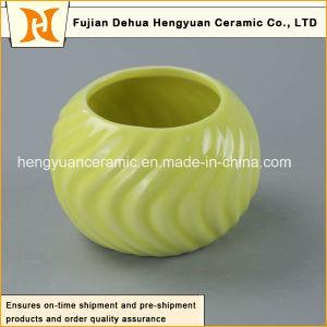 La decoración del hogar de cerámica de color de las macetas, Jarra de cerámica de color (la decoración del hogar)