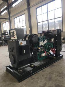 AC 삼상 휴대용 디젤 30kw 발전기 세트