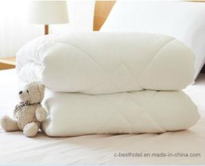 100%Roupa de cama de algodão e edredões de penas de ganso