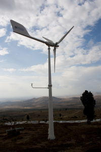400W aan 30kw Ce Approved Wind Power Turbine Generator