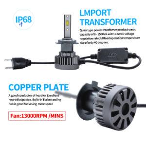LED車のヘッドライトの球根および自動車LEDのヘッドライト(880/881 9007 9004 H13)とのH11 LED