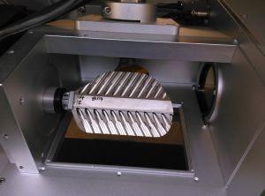 비금속을%s 탁상용 이산화탄소 Laser 표하기 기계