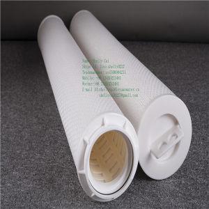 De hete Verkopende Grote Stroom Geplooide Filter van de Patroon voor de Behandeling van het Water