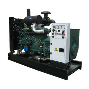 Gruppo elettrogeno diesel alimentato da Cummins (100KVA)