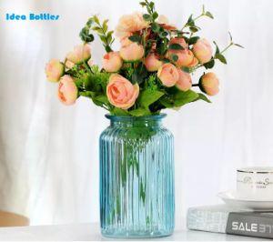 販売法のための最上質のガラスホームまたはオフィスの装飾のつぼ