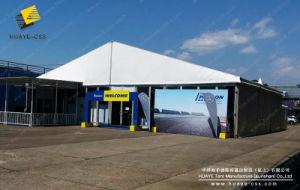 500 Pessoas tenda de casamento transparente de Luxo (HAF 15m)