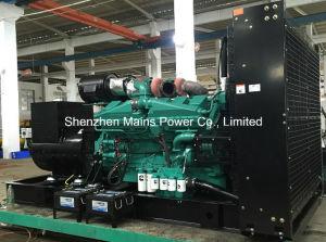 1100 ква дизельного двигателя Cummins генератор в режиме ожидания рейтинг 1100 ква mc1100d5 Генератора Cummins