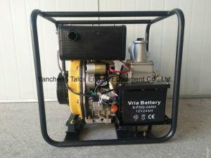 3 de Diesel van de duim Pomp van het Water (WP30D)