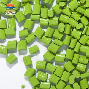 Биоразлагаемые пластиковый зеленый цвет Masterbatch