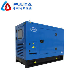 Gerador de Energia Energia Pulita 15kVA Gás Natural