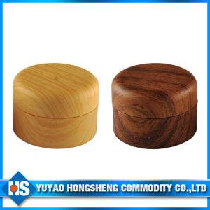 Wood Colorの25g 30g Cream Plastic Jar